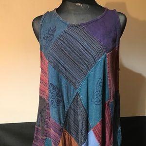 NWOT..Amazing Cool And Comfy Dress